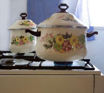 Enamel Coated Cookware