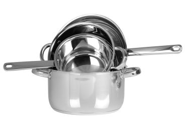 Simple Ways To Clean Stainless Steel Pan Healthy Cookware