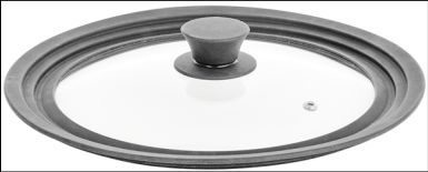 universal glass lid