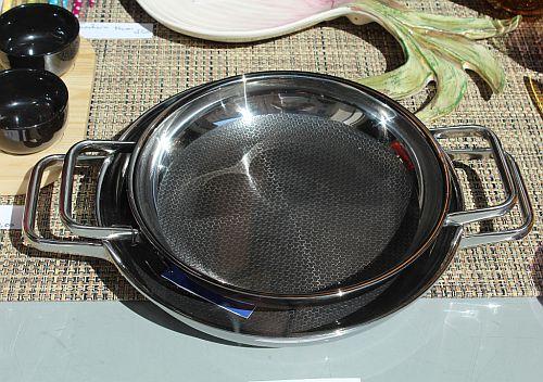 titanium pans